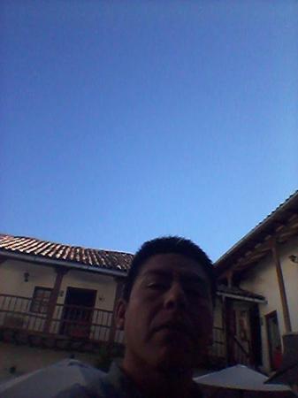 Unaytambo Hotel: Al amanecer