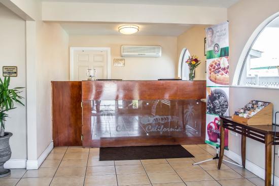Quality Inn Pismo Beach: Interior