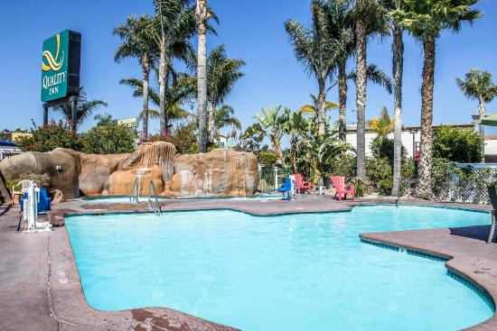 Quality Inn Pismo Beach: Pool