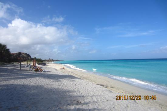 Hotel Club Kawama: impecable waters and beach