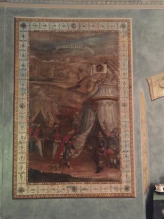 Hospes Palacio del Bailio: Painting