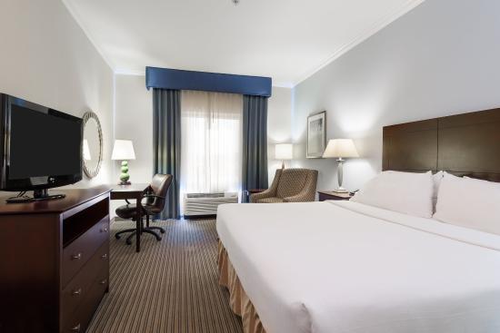 New Iberia, Luizjana: King Guest Room