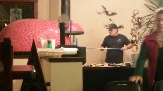 Scott Township, Pennsylvanie : Bobby Macs Pizzas. He really does a good job.