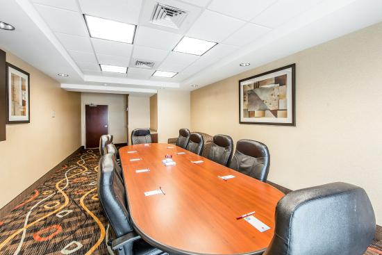 Comfort Suites Kodak: Meeting room