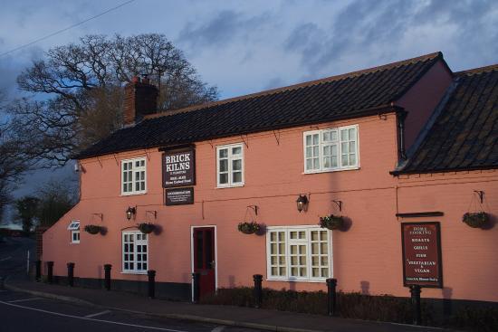 Brick Kilns: Pub exterior