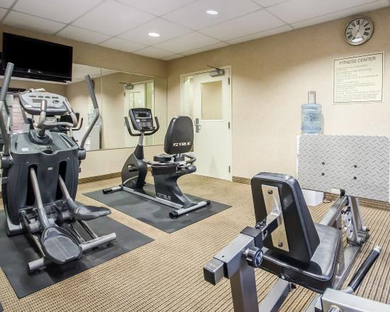 Comfort Inn Louisville: Fitness center