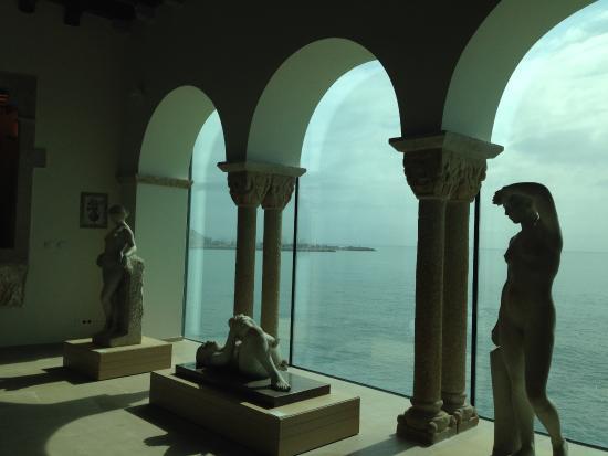 Sculpture at Museu Maricel - Picture of Museu Cau Ferrat, Sitges - TripAdvisor