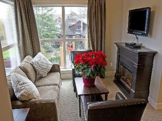 Куртенэ, Канада: Guest Room