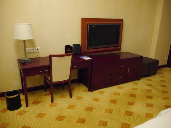ชางชา ดอลตันรีสอร์ทโฮเต็ล: TV console