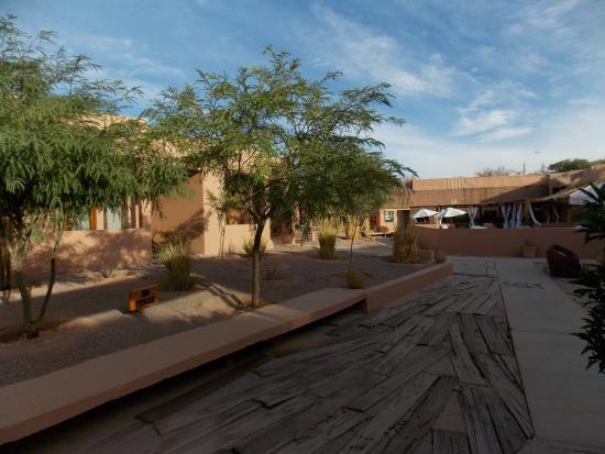 Hotel Noi Casa Atacama: Parte del conjunto de habitaciones