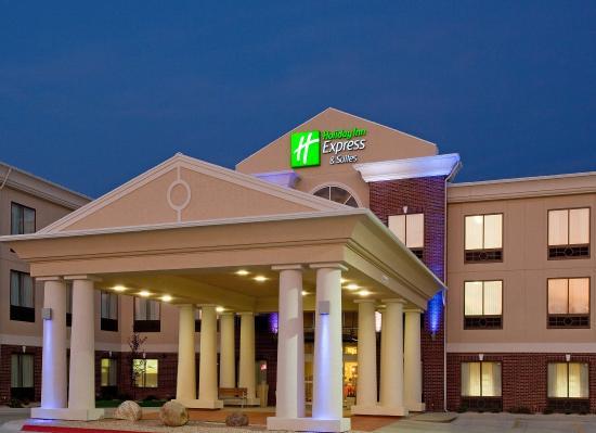 Buffalo, WY: Hotel Exterior