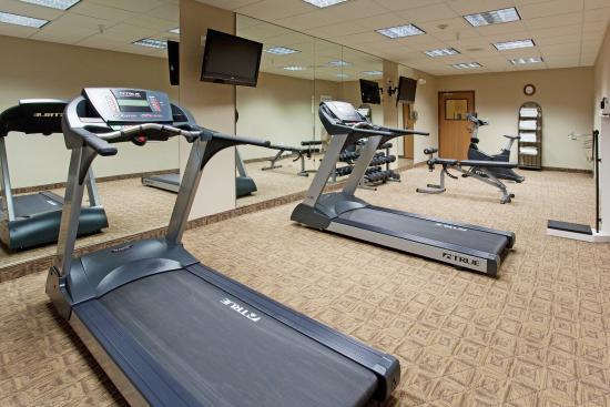 Buffalo, WY: Fitness Center