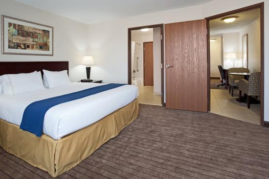 Buffalo, WY: King Executive Suite