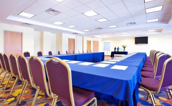 Holiday Inn Express Hotel & Suites Waukegan: Meeting Room