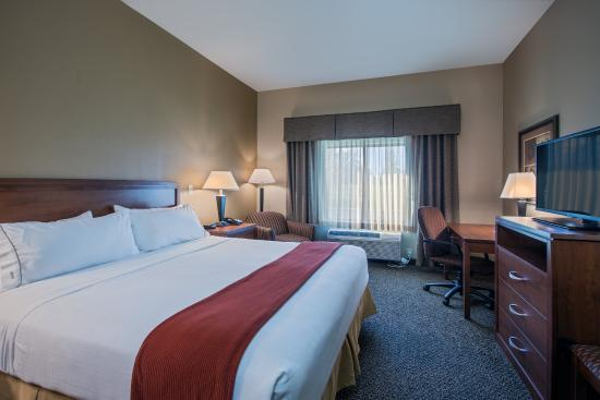 Holiday Inn Express Hotel & Suites Lewisburg: King Bed Guest Room