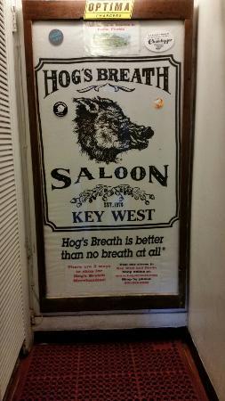 Hog's Breath Saloon : 20160115_122218_large.jpg