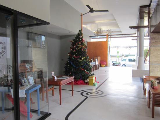 Weekender Resort & Hotel: Eingangshalle