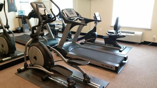 Kilgore, TX: Fitness Center