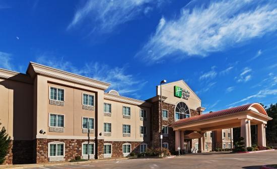Kilgore, TX: Hotel Exterior