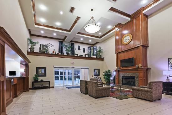 Kilgore, TX: Hotel Lobby