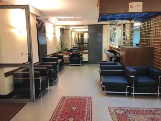 Hotel Barsotti: Hall