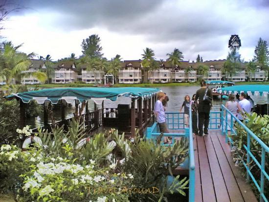 LHC Phuket Resort : กิจกรรมในส่วน laguna