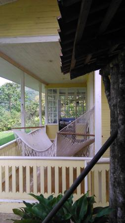 Chucaras Hotsprings Estate: Hammock