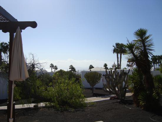Jardines del Sol: View from the terrace