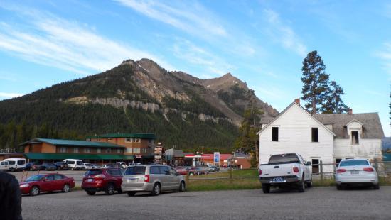 Super 8 Cooke City Yellowstone Park Area: Estacionamento
