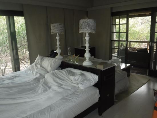 Phinda Private Game Reserve, Südafrika: Luxury chalets