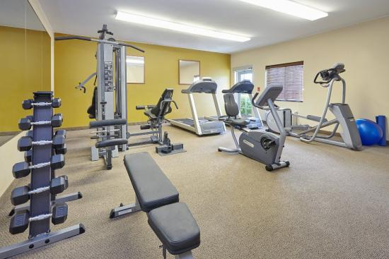 Aurora, IL: Fitness Center