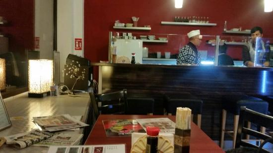 Sushi Bar Gan-Mi