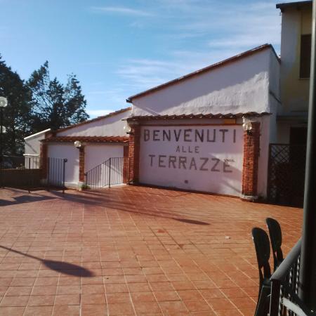 Ristorante Albergo Le Terrazze, Vaglia - Restaurant Bewertungen ...