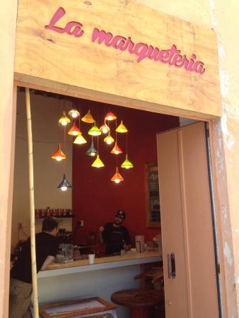 La Marqueteria Cafe Y Marquesitas