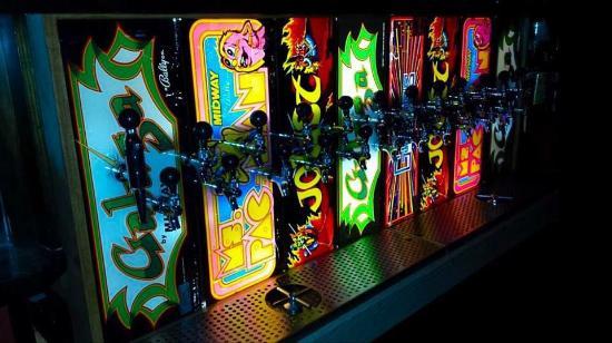 Boxcar Bar  Arcade Raleigh, Nc Award Winning - Top -8709