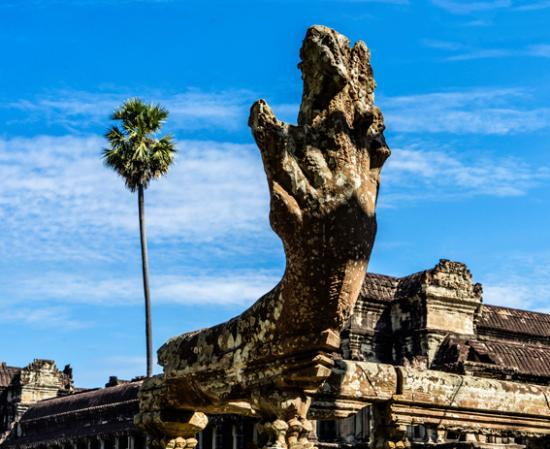 how to go to angkor wat from siem reap