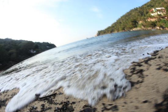 Boca de Tomatlan, Mexico: the beach