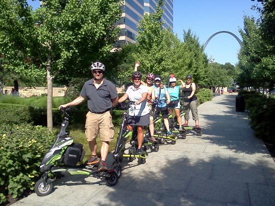 ‪Trikke STL Guided Tours‬