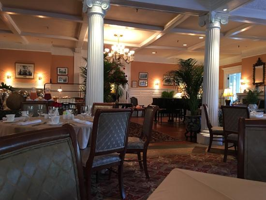 Superb Picture Of Grand Dining Room Jekyll Island