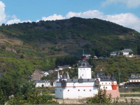 Mosel Wine Region, Tyskland: Castillos y viñedos