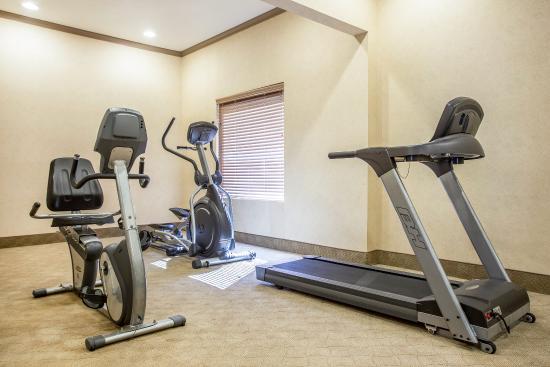 Sleep Inn & Suites: Fitness center