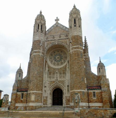 Toledo, OH: Our Lady, Queen of the Most Holy Rosary Cathedral (2015)