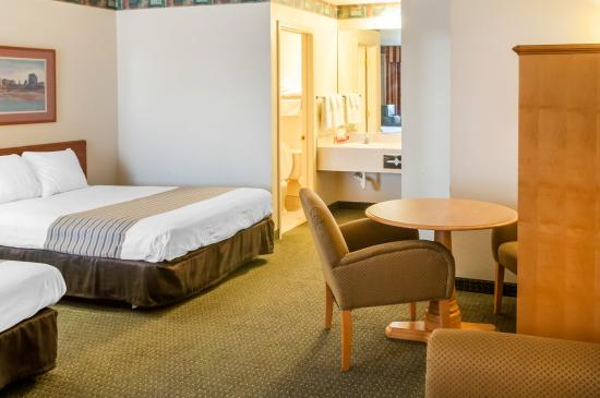 Lordsburg, New Mexiko: Guest room