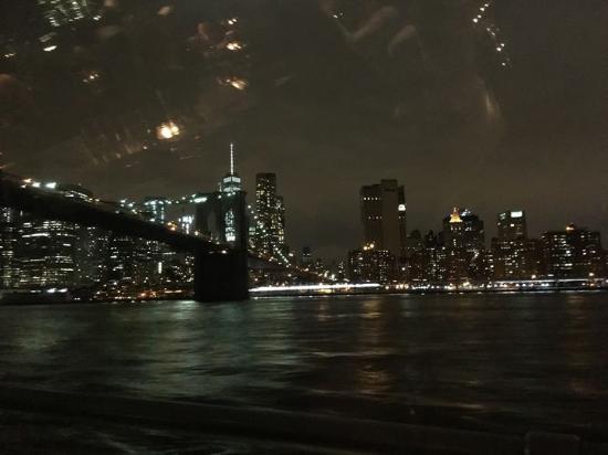 Bateaux New York: Wonderful view