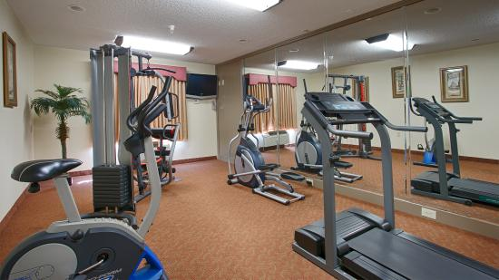 BEST WESTERN Allatoona Inn & Suites: Fitness Center
