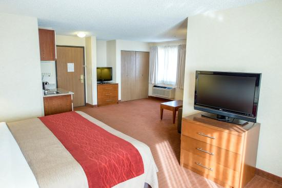 Comfort Inn Denver Southeast: King Suite