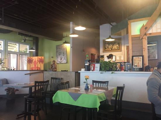Photo of Asian Restaurant Bangkok City at 4301 Bryan St, Dallas, TX 75204, United States
