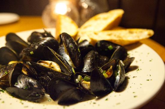 Montgomery Center, VT: mussels special