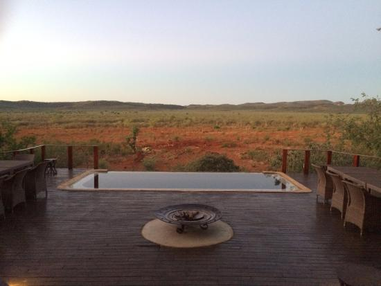 Madikwe Hills Private Game Lodge: Main Lodge - Meals