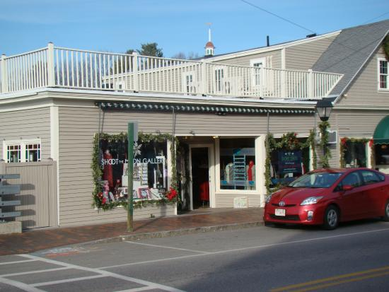 Kennebunkport, ME: магазин сувениров